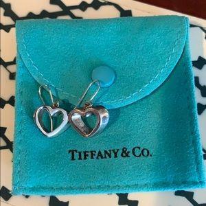Tiffany & Co. heart earrings